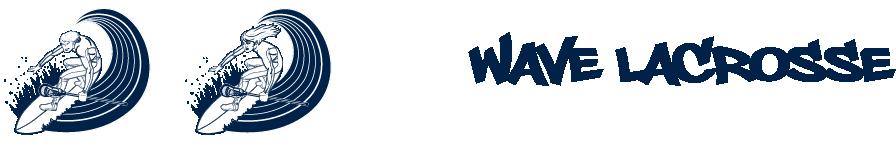 Wave Lacrosse Logo